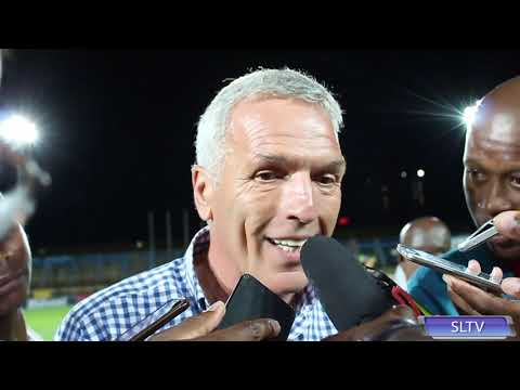 Middendorp: I Am Absolutely Happy With The Performance