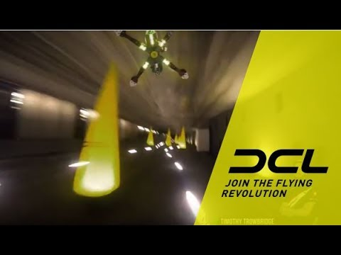 DCL Paris:  Highlights from the first drone race of 2017