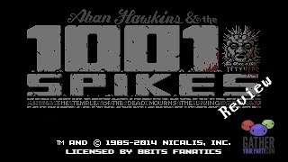 Review: 1001 Spikes (PC, 3DS)