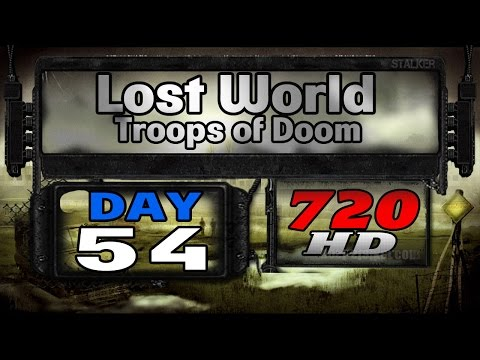 Lost World Troops of Doom - Day 54 [Радар]