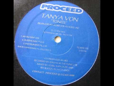 Tanya Von - Tonite  -  Queens Mix