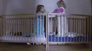Funny Twins Talks And Actions In Bedtime - Best Of The Rest - Funny Kids Videos
