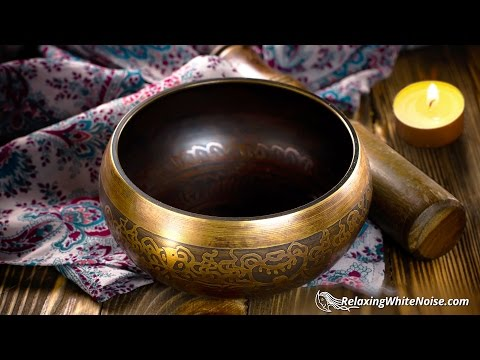 Tibetan Bowls Relaxation Music | For Stress Relief, Meditation, Yoga, Studying or Sleep | 10 Hours
