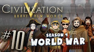 Civ 5 World War - Part 10: Wheelin