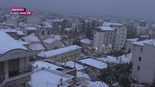 Πρώτο χιόνι στο Κιλκίς-Eidisis.gr webTV