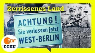 Deutschland geteilt. Wie es zum Bau der Berliner Mauer 1961 kam. Ganze Folge | ZDFinfo Doku