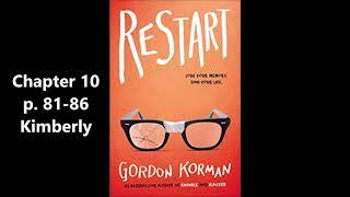 Restart by Gordon Korman  Chap. 10  p. 81-86