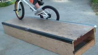 How To Build A Grind Box For BMX Bikes Or Skateboards