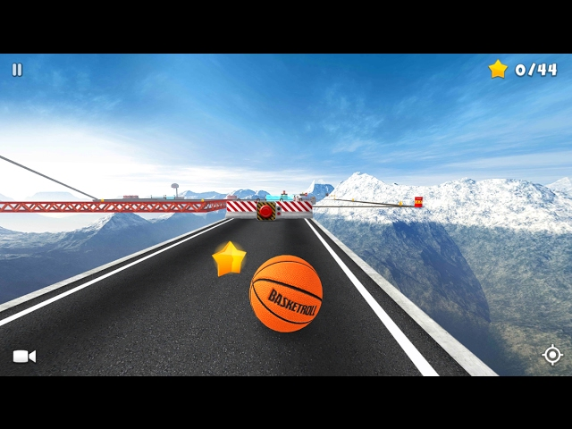 BasketRoll 3D: Rolling Ball [TRAILER]