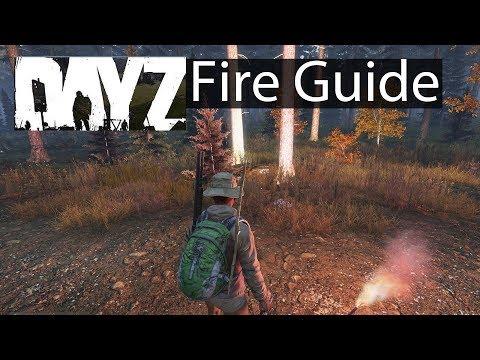 DayZ Xbox One I'm the Firestarter & Field Cook Achievements Guide
