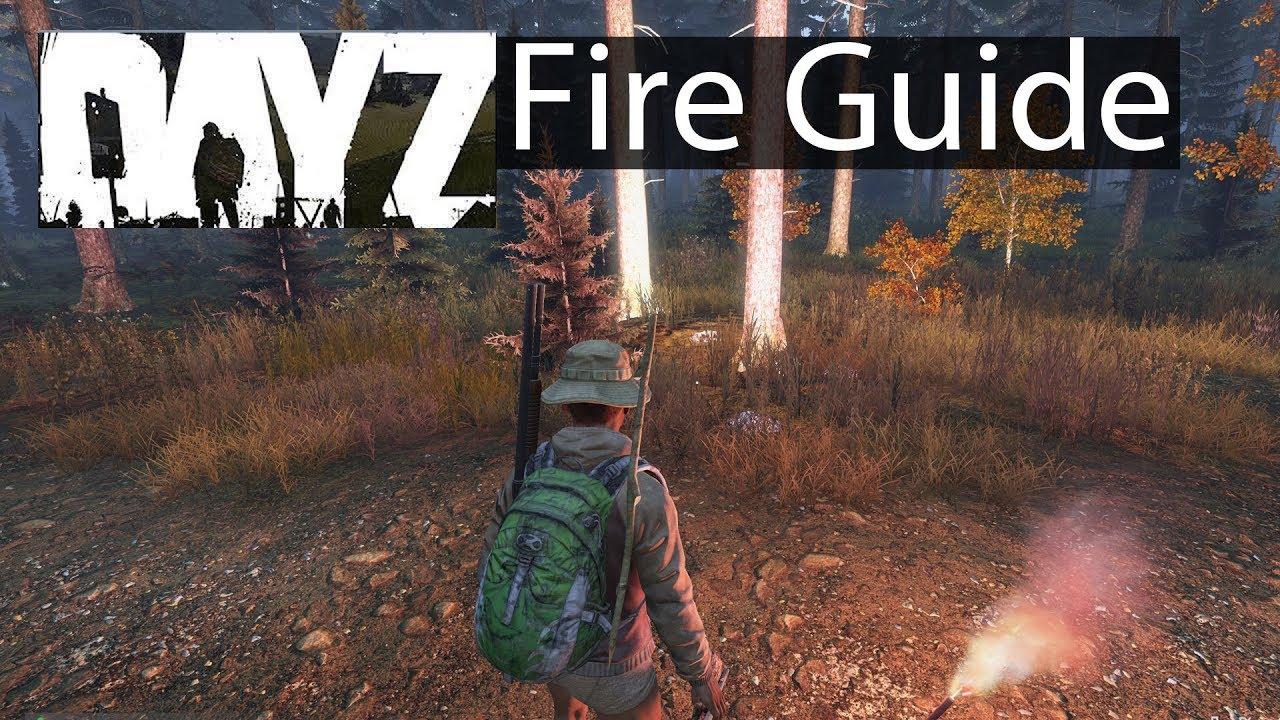 DayZ Xbox One Campfire Guide, I'm the Firestarter