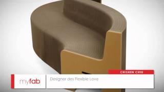 Die Ausziehbare Sitzbank Flexiblelove Von Myfab.com