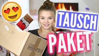 TAUSCHPAKET mit Laura! | Julia Beautx