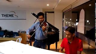Samjhawan (Violin & Piano) - Abhijit Gurjale & Anirudh Das