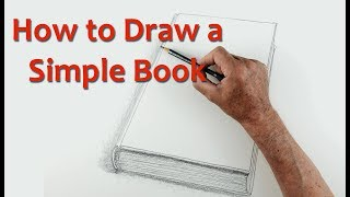 Start Drawing: PART 7 - Draw a Simple Book
