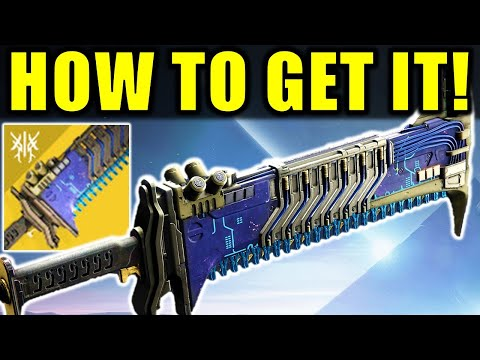 Destiny 2: How To Get THE LAMENT Exotic Sword! | Beyond Light
