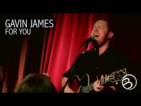 Gavin James | For You | The Ruby Sessions