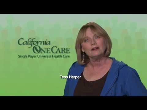 Tess Harper for California OneCare