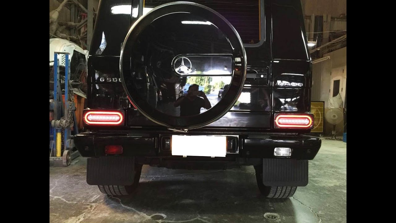 small resolution of wiring diagram for mercedes g wagon wiring diagram third levelijdmtoy led tail lights turn signals lamps