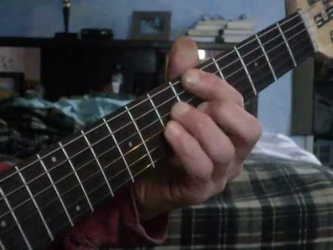How to play Sara Smile by Hall and Oates - YouTube
