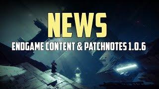 Destiny 2 News : Endgame Verbesserungen & Patchnotes vom Neuen Update