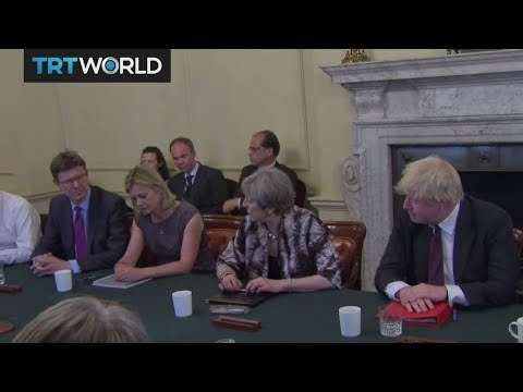UK Minority Government: May holds first cabinet meeting since election