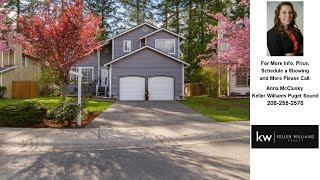 27307 226th Ave SE, Maple Valley, WA Presented by Anna McClusky.