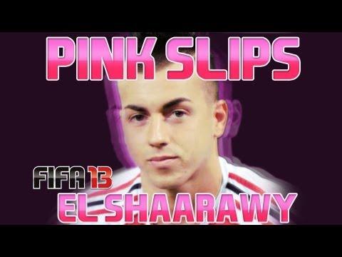 Pink Slips | TOTS El Shaarawy