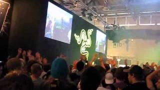 Razer Standt  [ Gamescom 2010 ]