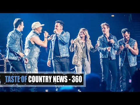 Carrie Underwood Singing With New Kids on the Block Is Everything! - Taste of Country 360