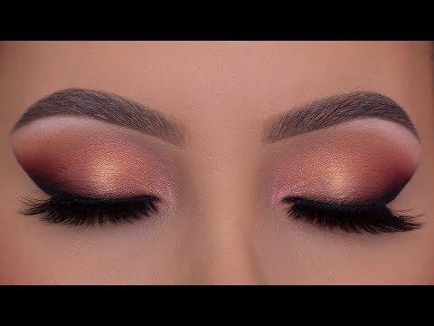 Soft Smoked Winged Liner Eyelook Tutorial | Bridal Makeup thumbnail