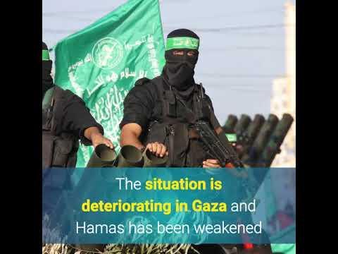 Palestinian Hamas reconciliation explained