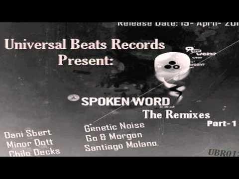 Cristhian Hoffmann - Spoken Word (Genetic Noise Remix) Universal Beats Records.m4v