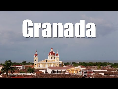 Granada City Tour, Nicaragua prettiest city