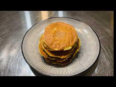 pancake-healthy-aux-flocons-d'avoine