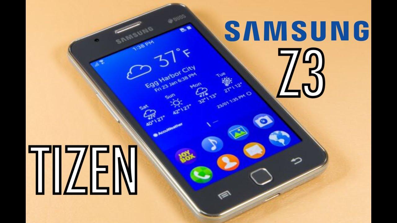 Samsung Z3 Review