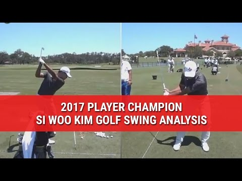 2017 PLAYER CHAMPION SI WOO KIM GOLF SWING ANALYSIS