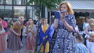 2017-06-22 г. Брест.  Представление «Последний мирный день в Бресте».  Новости на Буг-ТВ.