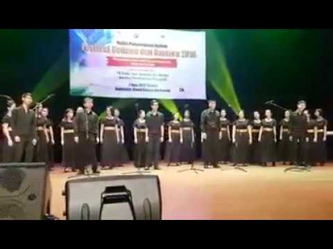 "2016 Dewan Bahasa合唱比赛 - ""Dengar Ini Certia"""