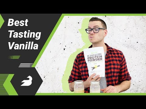 Pure Food Company Plant-Based Protein Powder Review - Best Vanilla?