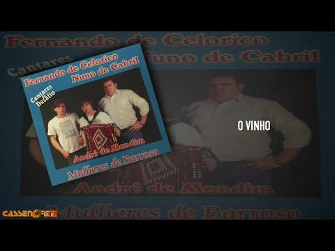 Fernando de Celorico, Nuno de Cabril Ft. André De Mondim - O Vinho