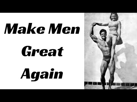 The State of Masculinity