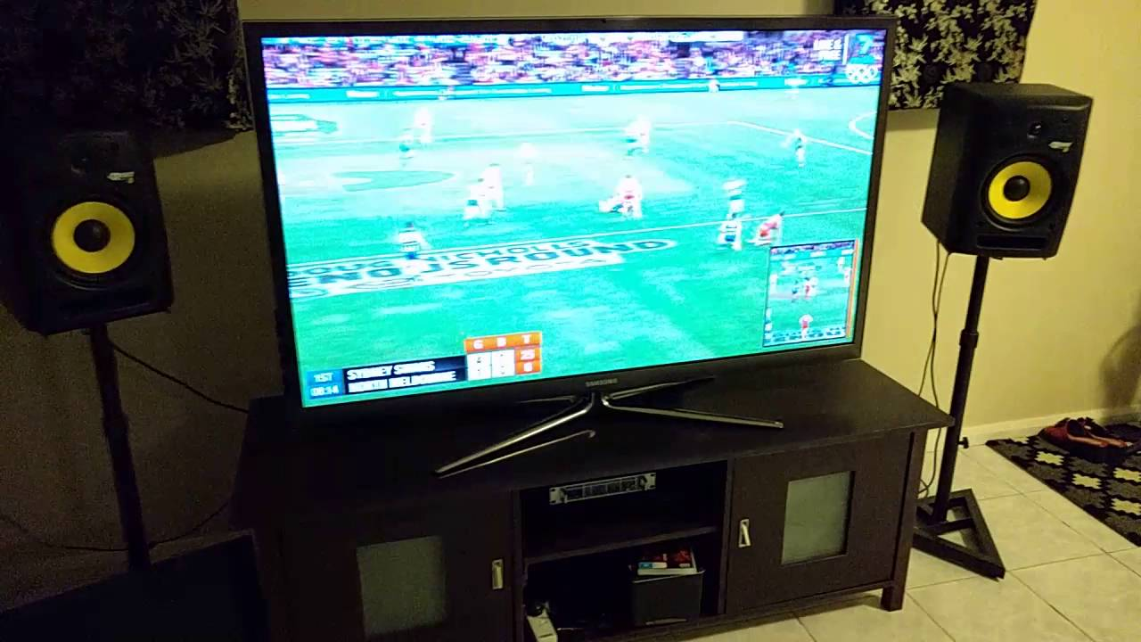 Buzzing noise from samsung plasma tv