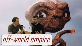 Could an Alien Ever be Considered a Person? Off-World/Off-Topic Ep. 26 (pt. 1)