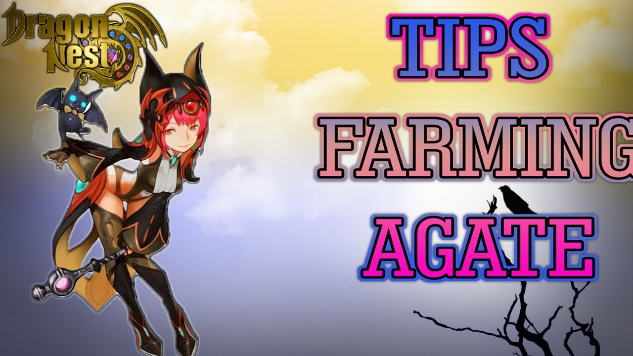 Tips Farming Agate Harian Dragon Nest Mobile