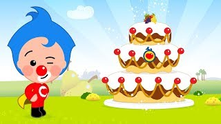 Hagamos Un Pastel - Plim Plim La Serie | El Reino Infantil