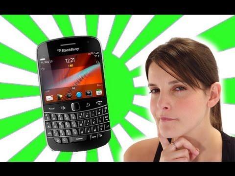 RIM BlackBerry Bold 9900 #Videorama