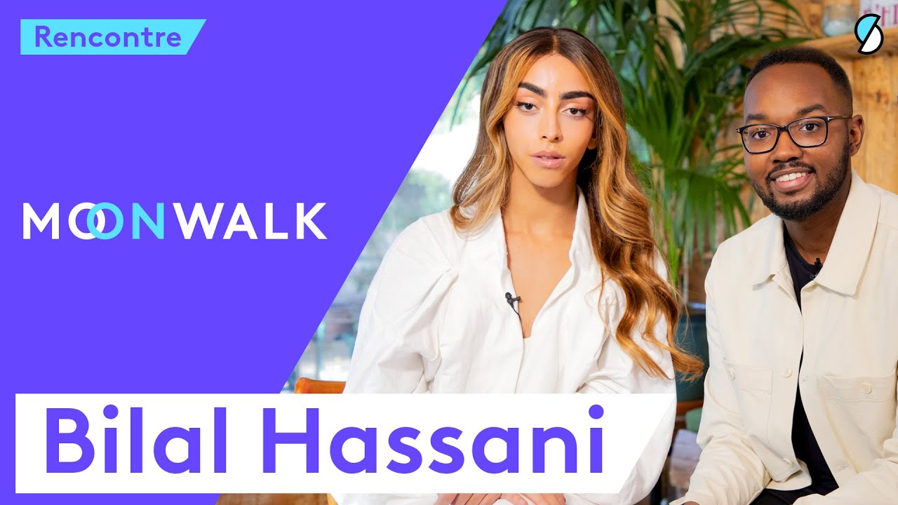 Bilal Hassani : santé mentale, coming out, Justin Bieber, la religion - L'interview Moonwalk
