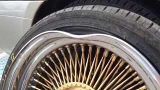 Bent Rim Repair Part