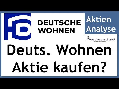 Deutsche Wohnen Com deutsche wohnen aktie immobilien play auf berlin